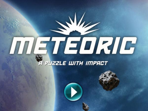 Meteoric – html5